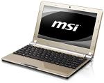 Ноутбук MSI Wind U160 в разборке