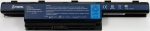 Аккумулятор для ноутбуков Acer Aspire 5735 AS10D31, аналог, новый, черный