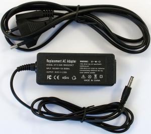 Блок питания для ноутбука HP mini 210 19V, 1,58A WE449A, аналог, новый