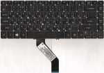 Клавиатура для ноутбука Acer Aspire V5-431, V5-471, аналог, новая, черная, RUS