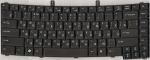 Клавиатура MP-07A13SU-4421 для ноутбука TravelMate 4320, 4520, 4720, 5310, 5320, 5520, 5710, 5720, Extensa 4120, 4220, 4620, 5200, оригинальная, БУ, черная, RUS