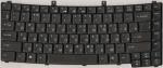Клавиатура NSK-AEA0R для ноутбука Acer TravelMate 2300/2310, оригинальная, БУ, черная, RUS