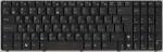 Клавиатура для ноутбука Asus A52/A53/A54/A72/F50/K52/K53/K54/K55/K72/K73/N50/N52/N53/N60/N61/N70/N71/N73/N90/P52/P53/X52/X53/X54/X55/X73/X75 и др. аналог, версия 1, новая, черная, RUS