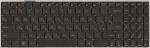 Клавиатура OKNB0-6120US00 для ноутбука Asus N56/N76, аналог, новая, черная, RUS