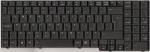 Клавиатура 04GNED1KRU00-1 для ноутбука Asus A7S, M50, M70, X55, X57V, X70, X71, Pro58, аналог, новая, черная, ENG