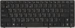 Клавиатура 04GNQW1KRU00 для ноутбука ASUS K40xx, F82xx, аналог, новая, черная, RUS