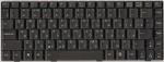 Клавиатура 04GNER1KRU00-1 для ноутбука ASUS F6E, аналог, новая, черная, RUS