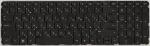 Клавиатура для ноутбука HP Pavilion DV7-7000 series, аналог, без рамки, новая, черная, RUS