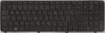 Клавиатура MP-09J96SU-920 для ноутбука HP Compaq CQ72/G72, аналог, новая, черная, RUS