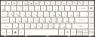 Клавиатура NSK-AM30R для ноутбука Gateway NV49C/Packard Bell Easynote NM85/NM87, 9Z.N1P82.30R, аналог, новая, белая, RUS
