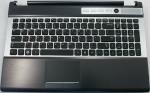 Клавиатура BA81-10928A для ноутбука Samsung RF510, RF511, SF510, топкейс, аналог, новая, черная, RUS