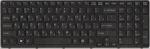 Клавиатура для ноутбука Sony Vaio SVE15, с рамкой, аналог, новая, черная, RUS