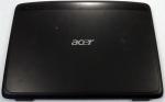 Крышка матрицы для ноутбука Acer Aspire4520/Aspire4520G, Б/У, черная