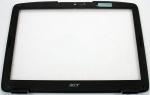 Рамка матрицы для ноутбука Acer Aspire4520/Aspire4520G, Б/У, черная