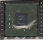 Видеочип Nvidia G86-731-A2, GeForce 8400M GS, оригинальный, новый