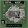 Процессор для ноутбука AMD Athlon 64 X2 TK55 1800Mhz TKSSHAX4DC, Б/У