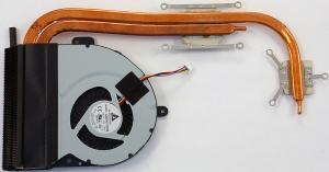 Система охлаждения для ноутбука ASUS A53SM, оригинальная, ASUS, новая