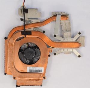 Система охлаждения для ноутбука Sony Vaio VGN-CS, новая