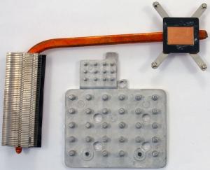 Радиатор системы охлаждения для ноутбука Acer Aspire4520, Б/У