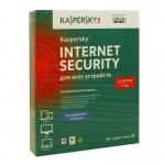 Антивирусное ПО Kaspersky Internet Securuty Multi-Device, RUS, лицензия на 12 мес. на 2 устройства, BOX