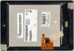 Дисплейный модуль для планшетного компьютера Acer Iconia Tab A1-810/A1-811 6M.4VLTP.002, без шасси, аналог, новый, черный