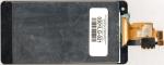 Дисплей всборе с тачскрином (дисплейный модуль) для LG E975 Optimus G, оригинальный, новый, черный