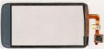 Тачскрин для HTC Sensation, аналог, новый, черный