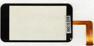 Тачскрин для HTC Incredible S, cовместмый, черный