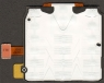 Подложка клавиатуры для Nokia Asha 301, оригинальная, новая