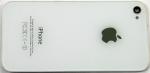 Задняя крышка для Apple iPhone 4 A1332, аналог, новая, белая
