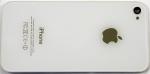 Задняя крышка для Apple iPhone 4S A1387, аналог, новая, белая
