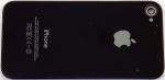 Задняя крышка для Apple iPhone 4S A1387, аналог, новая, черная
