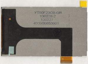 Дисплей для телефона Philips Xenium W732, 433900853901, оригинальный, новый