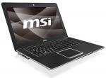 Ноутбук MSI X400 в разборке