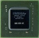 Видеочип Nvidia G86-635-A2(Новый)