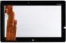 Тачскрин для планшета ASUS TF600 Совместимый, Новый, Черный
