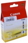 Картридж струйный Canon CLI-8Y yellow