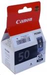 Картридж струйный Canon PG-50 black