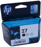 Картридж струйный HP 27 black C8727AE