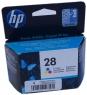 Картридж струйный HP 28 цветной C8728AE