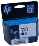 Картридж струйный HP 121 black CC640HE