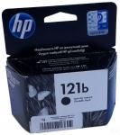 Картридж струйный HP 121b black CC636HE