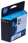 Картридж струйный HP 82 black CH565A