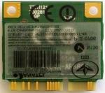 Wi-Fi адаптер для ноутбука PCI-E, короткий (в ассортименте)(БУ)