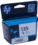 Картридж струйный HP 135 цветной C8766HE