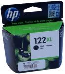 Картридж струйный HP 122XL black CH563HE