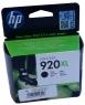 Картридж струйный HP 920XL black CD975AE