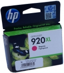 Картридж струйный HP 920XL magenta CD973AE