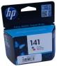 Картридж струйный HP 141 цветной CB337HE