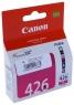 Картридж струйный Canon 426 magenta CLI-426M
